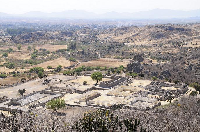Древняя мексика